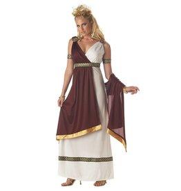 California Costumes COSTUME ADULTE IMPÉRATRICE ROMAINE