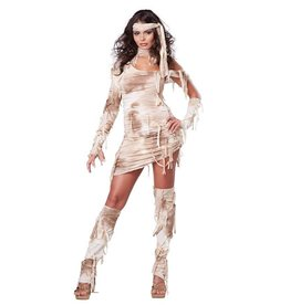 California Costumes COSTUME ADULTE MOMIE MYSTÉRIEUSE