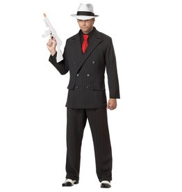 California Costumes *COSTUME ADULTE GANGSTER MAFIEUX