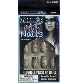 Forum Novelty FAUX ONGLES ZOMBIE