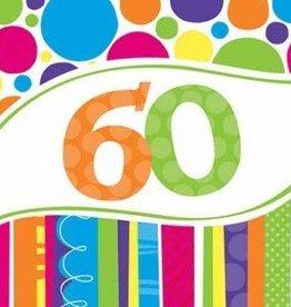 Creative Converting INVITATIONS 60 ANS (8)