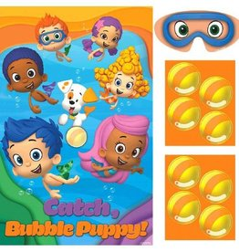 Amscan JEU DE FETE BUBBLE GUPPIES
