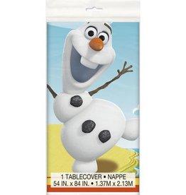 Unique NAPPE DE PLASTIQUE OLAF A LA PLAGE