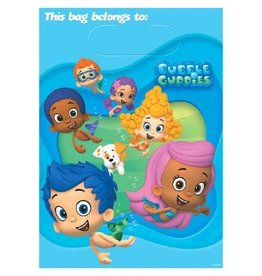 Amscan SACS A SURPRISES BUBBLE GUPPIES (8)