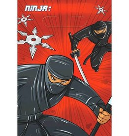 Amscan SAC A SURPRISE (8) - NINJA