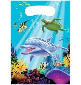 Creative Converting SACS A SURPRISES SOUS L'OCEAN (8)