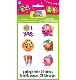 Unique TATOUAGES SHOPKINS