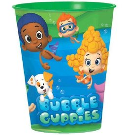 Amscan VERRE EN PLASTIQUE BUBBLE GUPPIES
