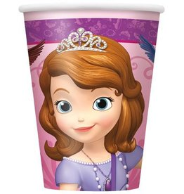 Unique VERRES 9OZ DISNEY SOFIA (8)