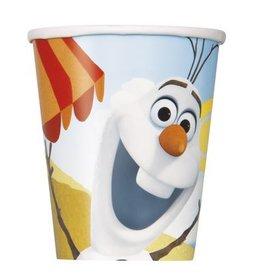 Unique VERRES 9OZ OLAF A LA PLAGE (8)