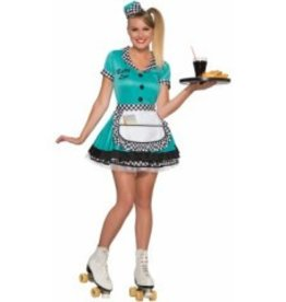 Forum Novelty COSTUME ADULTE BETTY LOU 50'S