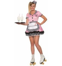 Forum Novelty COSTUME ADULTE TRIXIE SUE 50'S
