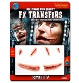 TINSLEY PROTHESE FX TRANSFERS - SMILEY