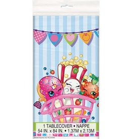 Unique NAPPE DE PLASTIQUE (54X84) - SHOPKINS