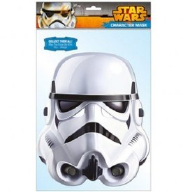 Forum Novelty MASQUE STAR WARS STORMTROOPER