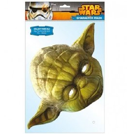 Forum Novelty MASQUE STAR WARS YODA