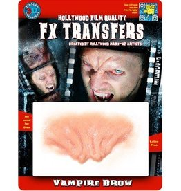 TINSLEY PROTHESE FX TRANSFERS - SOURCIL DIABOLIQUE