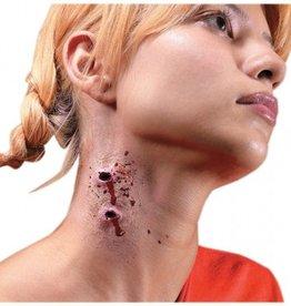 "RUBIES PROTHESE DE LATEX REEL F/X ''MORSURE DE VAMPIRE"""