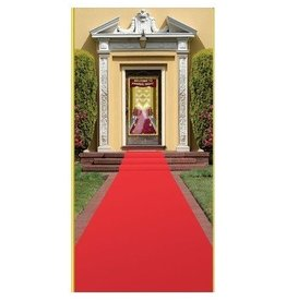 Beistle Co. TAPIS ROUGE (24''x15')