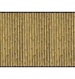 """Amscan TOILE DE FOND MUR DE BAMBOO (48"""" x 40')"""