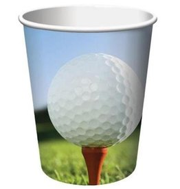 Creative Converting VERRES 9OZ GOLF (8)