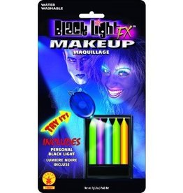 RUBIES CRAYONS DE MAQUILLAGE BLACK LIGHT