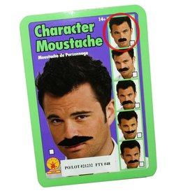 RUBIES MOUSTACHES