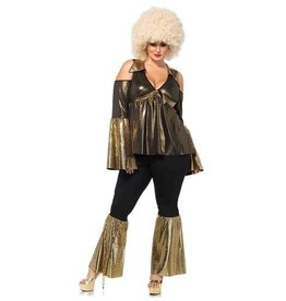 Leg Avenue COSTUME ADULTE DISCO DIVA