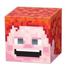 Beistle Co. TETE EN CUBE 8-BIT (9'' X 9'')