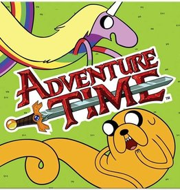 SERVIETTES DE TABLE ADVENTURE TIME (16)
