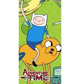 NAPPE DE PLASTIQUE ADVENTURE TIME