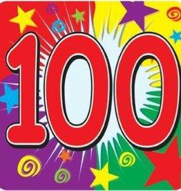 Beistle Co. SOUS-VERRES 100 ANS (8)