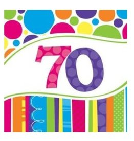Creative Converting INVITATIONS 70 ANS (8)
