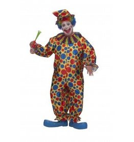 RUBIES COSTUME ADULTE CLOWN -TAILLE PLUS 1X
