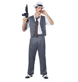 California Costumes COSTUME ADULTE GANGSTER