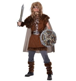 California Costumes COSTUME ADULTE VAILLANT VIKING -