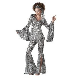 California Costumes COSTUME ADULTE DISCO FOXY LADY