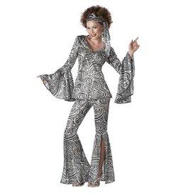 California Costumes *COSTUME ADULTE DISCO FOXY LADY
