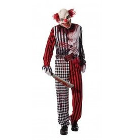 RUBIES *COSTUME ADULTE CLOWN MALEFIQUE