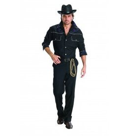 RUBIES *COSTUME ADULTE COWBOY