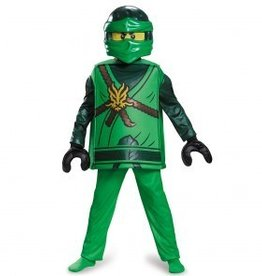 Disguise COSTUME LEGO LLOYD DELUXE