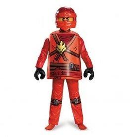 Disguise COSTUME LEGO NINJAGO KAI DELUXE