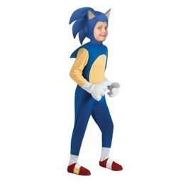 RUBIES COSTUME ENFANT SONIC DELUXE