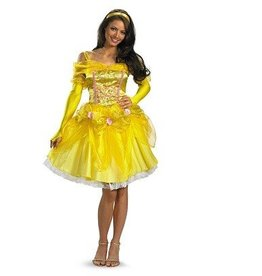 Disguise COSTUME ADULTE BELLE DELUXE
