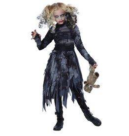 California Costumes COSTUME ENFANT ZOMBIE FILLE