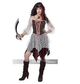 California Costumes *COSTUME PIRATE DES MERS DU SUD