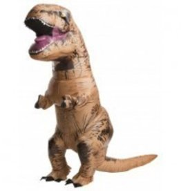 RUBIES COSTUME ADULTE TYRANOSAURE REX GONFLABLE - STD