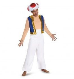 Disguise COSTUME ADULTE TOAD DELUXE