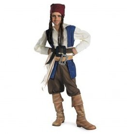 Disguise *COSTUME ENFANT CAPITAINE JACK SPARROW CLASSIQUE