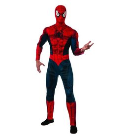 RUBIES COSTUME HOMME SPIDERMAN DELUXE
